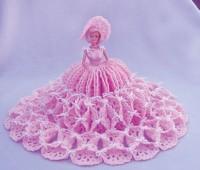 """آموزش بافت لباس عروسک با قلاب (عکس) لباس عروسک،بافت لباس عروسک،قلاب بافی""""> آموزش بافت لباس عروسک با قلاب (عکس)"""