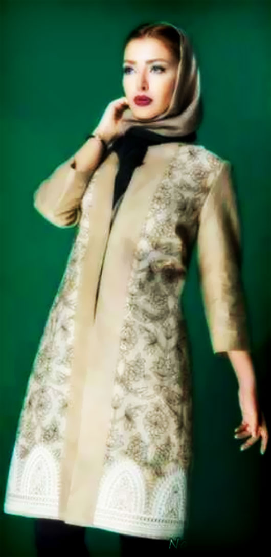 مدل مانتو بهاری - مدل مانتو نوروز 94- مانتو دخترانه