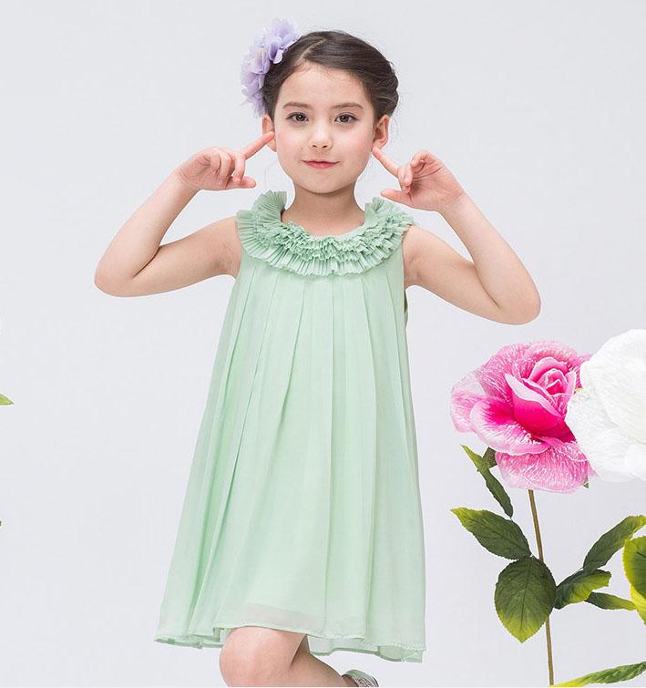 مدل پیراهن بچگانه برند Bababaobao ,پیراهن بچگانه,پیراهن مجلسی دخترانه