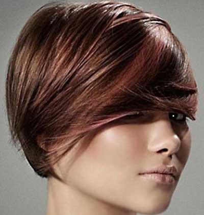 انواع مدل موهای جدید مخصوص دختران جوان