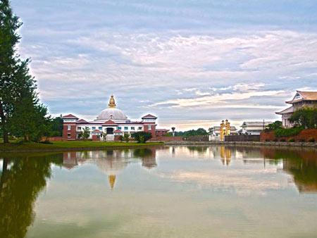 شگفت انگیزترین معابد بودا - معبد بودا