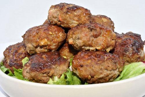 طرز تهیه کتلت آلمانی , روش تهیه انواع کتلت , ,طرز پخت کتلت, غذاهای گوشتی, طرز تهیه شامی