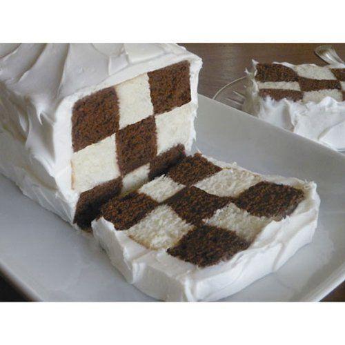 کیک شطرنجی