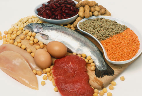 High-Protein-Foods پروتئین ها