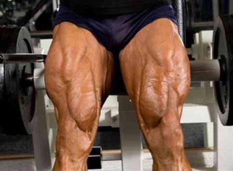 روش های حجیم کردن پاهای لاغر