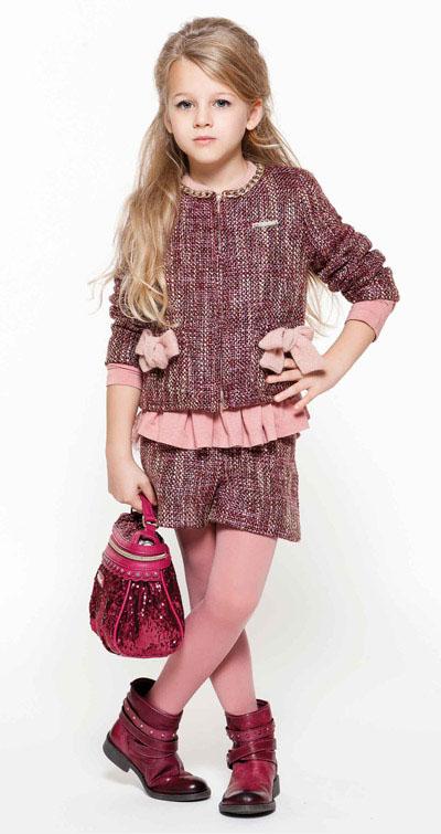 لباس بچگانه مدل لباس,کیف,کفش,جواهرات  , مدل لباس عید دخترانه 94  (2)