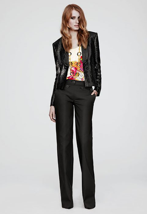 مدل کت و شلوار شیک و زیبای زنانه - مدل های جدید کت و شلوار