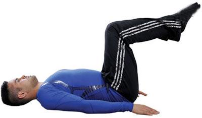تمریناتی برای کوچک کردن شکم