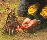 روشن کردن آتش در طبیعت, دانستنی های سفر, سفر به طبیعت, آتش, روشن کردن آتش