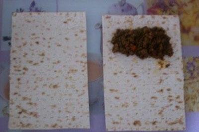 طرز تهیه سمبوسه خوزستان, نحوه پخت سمبوسه اصلی جنوب