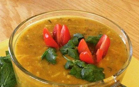 سوپ سبزیجات,طرز تهیه سوپ های مخصوص سرماخوردگی