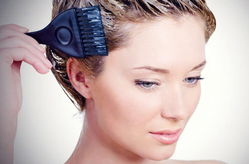 رنگ کردن مو با رنگ موی طبیعی