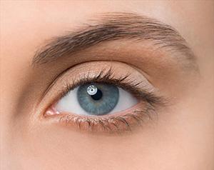 آرایش چشم ساده و جذاب- آرایش دخترانه - آرایش ساده - آرایش فرانسوی