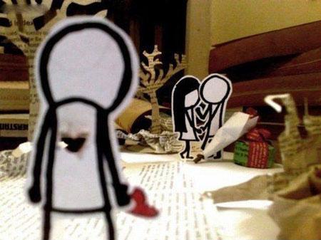 اشعاری زیبا درباره خیانت - شکست عشقی - خیانت کردن - شعر عاشقانه