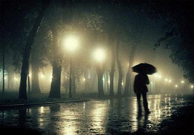 خواندنی ها سرگرمی  , دلنوشته های بارانی کوتاه