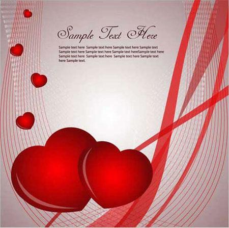 کارت پستال عاشقانه 2021 , کارت تبریک عاشقانه