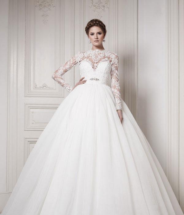 Hotnaz com   f8b3d93a0a01c92d9b8538c85d1c42be مدل های مختلف لباس عروس و یقه لباس عروس