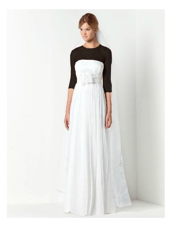 Hotnaz com   f7760ffccdffc7f220cd60f838d19e78 مدل های مختلف لباس عروس و یقه لباس عروس