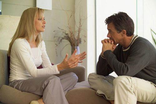 راز های موفقیت  , بهترین زمان برای صحبت با همسر