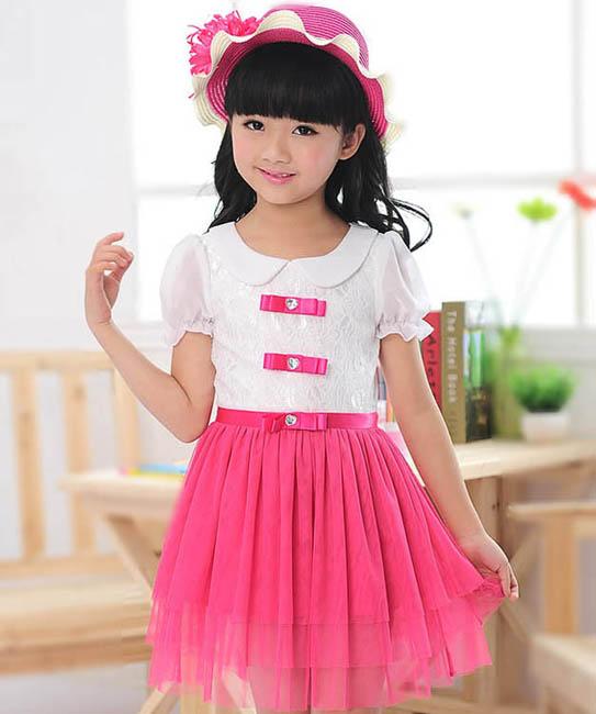 مدل لباس های تابستانی بچه گانه دخترانه
