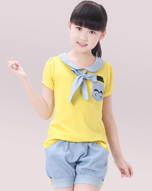 مدل لباس دخترانه - پیراهن دخترانه - پیراهن بچگانه - پیراهن طرح لی - سارافان دخترانه - پیراهن مجلسی بچگانه