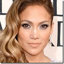 Jennifer Lopez Makeup thumb عکس ستاره های زن مشهور هالیوود بدون آرایش