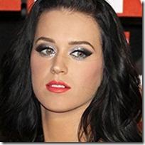 Katy Perry Makeup thumb عکس ستاره های زن مشهور هالیوود بدون آرایش