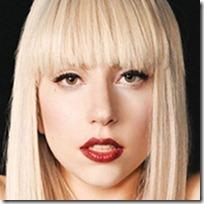 Lady Gaga Makeup thumb عکس ستاره های زن مشهور هالیوود بدون آرایش