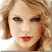 Taylor Swift Makeup thumb عکس ستاره های زن مشهور هالیوود بدون آرایش