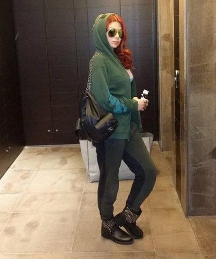 hhe1470  (+18) عکس های جدید و خیلی هات از هیفا خواننده ی لبنانی