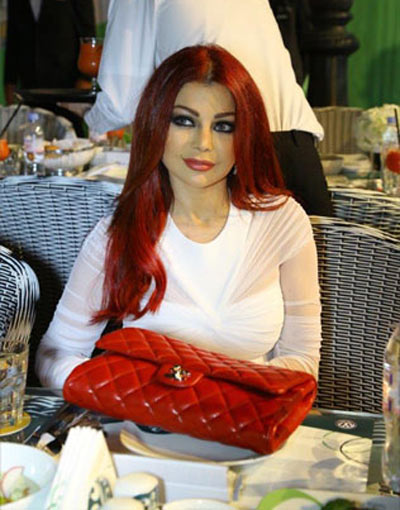 hhe1473  (+18) عکس های جدید و خیلی هات از هیفا خواننده ی لبنانی