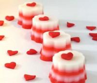 تصاویر تزیین ژله ویژه ولنتاین ,ژله , تزئین ژله , ولنتاین, ژله ویژه ولنتاین ,تزئین ژله ولنتاین ,تزئین ژله روز عشق, تزیینات ولنتاین, مدل ژله