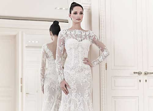 راهنمای انتخاب لباس عروس