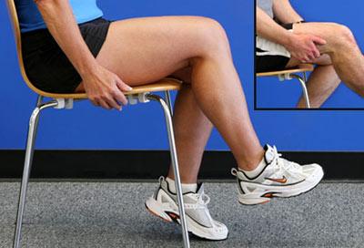ورزش  , درمان آرتروز زانو با ورزش در منزل