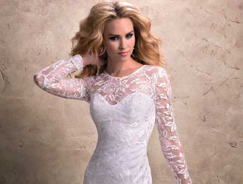 راهنمای انتخاب لباس عروس مناسب
