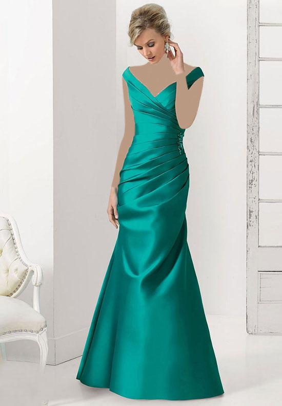 مدل لباس مجلسی بلند و زیبا زنانه