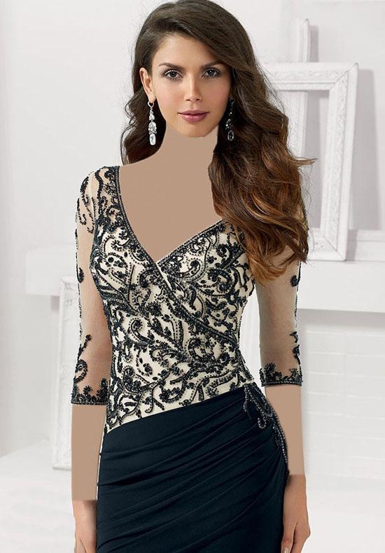 جدیدترین مدل های لباس مجلسی زنانه- لباس مجلسی بلند - لباس مجلسی ماکسی - لباس مجلسی گیپور - مدل لباس شب