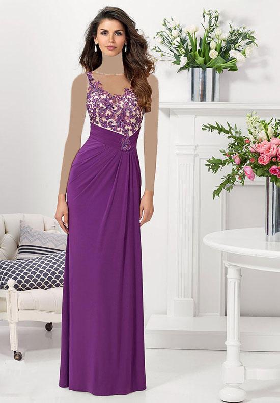 جدیدترین مدل های لباس مجلسی زنانه - لباس مجلسی ماکسی - لباس مجلسی گیپور - مدل لباس شب 2015