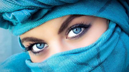 آرایش و زیبایی راز های زیبایی  , خانمها مراقب سلامت چشم هاتون باشین