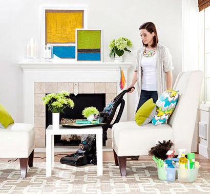 خانه تکانی را از کجا شروع کنیم - خانه تکانی , نکات خانه تکانی , برنامه ریزی برای خانه تکانی , شستن پرده, تمیز کردن خانه ,شستن پرده حمام, تمیز کردن رادیاتور شوفاژ,تمیز کردن حمام و دستشویی, تمیز کردن آشپزخانه