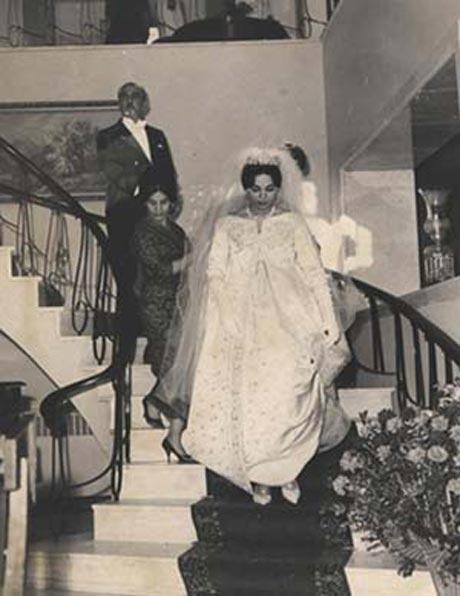 عکس همسران محمدرضا پهلوی ,عکس ,همسران ,محمدرضا پهلوی, عکس محمدرضا پهلوی ,ثریا اسفندیاری