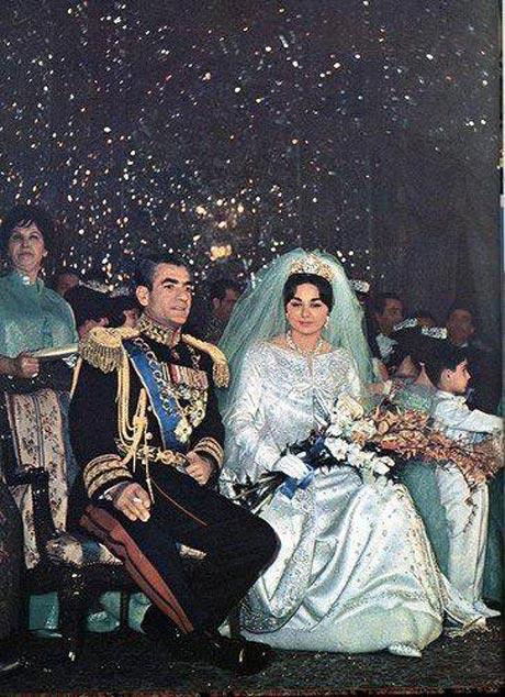 عکس همسران محمدرضا پهلوی ,عکس ,همسران ,محمدرضا پهلوی, عکس محمدرضا پهلوی ,فرح دیبا