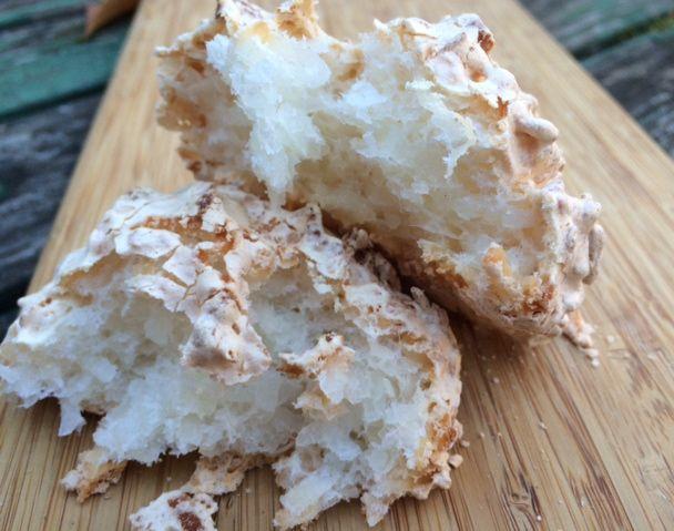آشپزی آسان نان، شیرینی، دسر  , شیرینی نوروزی : پفک نارگیلی