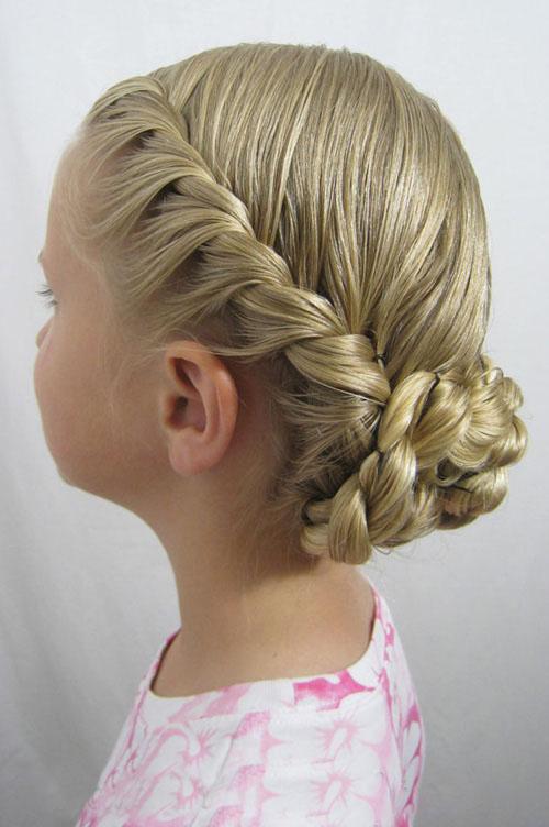 مدل های زیبای آرایش موی دخترانه - مدل موی دخترانه