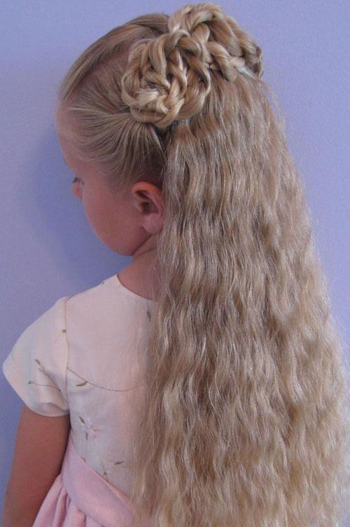 مدل آرایش مو - مدل های زیبای آرایش موی دخترانه - مدل موی دخترانه