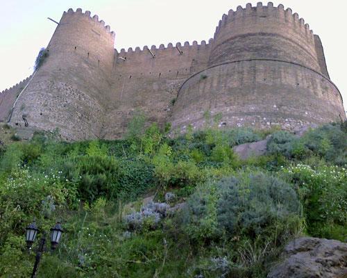 قلعه زیبای فلک الافلاک در خرم آباد لرستان
