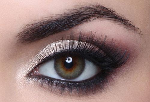 آشنایی با اصول آرایش چشم