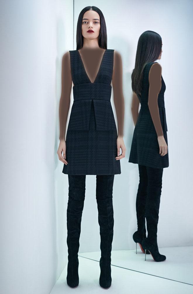مدل لباس زنانه Cushnie et Ochs