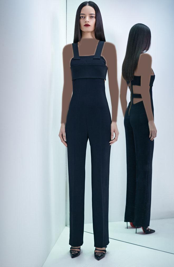 مدل لباس های زنانه Cushnie et Ochs