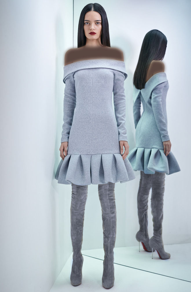 مدل لباس زنانه - مدل لباس مجلسی - پیراهن زنانه